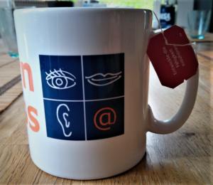 It's e-Tea-Time!